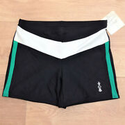 French Lanvin 1970s Men Trunk Boxer Swimwear And Arrow - Unused Vintage And Tag - S