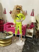 Styled Made To Move Barbie
