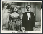 Suzy Parker Lionel Kane In The Best Of Everything '59 Tuxedo Dress