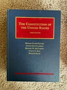 Constitution Of The United States Third Edition Paulsen9781634599382