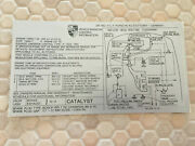 Porsche Official 944 Turbo Series Emissions Sticker 49 State Cars 1988 Nos
