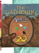 Book The Gathering Reuniting Pioneering Artists Of Magic - Original Sketches