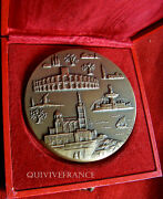 Med2887 - Medal Board General Dbr 1978 By Baron - French Medal