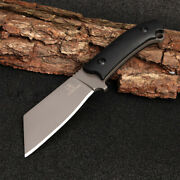 5 Pic New Fixed Blade Knife Outdoor Survival Camping Collection Hunting Knives