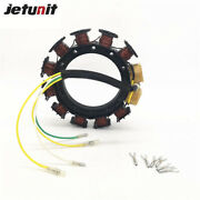 Great Value Outboard Stator Mercury 398-832075a21 90hp 3cyl. 80 115amp 125hp