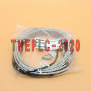 One New Keyence Sl-pc5n Light Curtain Cable In Bag One Year Warranty