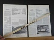 Australian Model Railway Magazine 90 And 91 1978 May-august Lot Of 2 No Covers