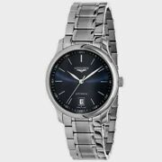 Longines Master Collection Blue Dial Automatic Mens Watch L26284926