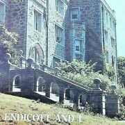 Rare Signed Copy Of Endicott College And I By Eleanor Tupper Beverly Hills Ma Etc