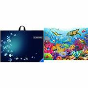 Ravensburger Puzzle Storage For Up To 1000 Pieces And Tropical Waters 500 Piece...