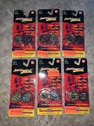 Street Fighter Ii Spin Fighters New 1993 Turbo-charged Die Cast Tops