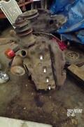 Late Ford 8n Tractor Side-distributor Running Engine 8n Ford
