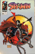 Spawn Comic Book Special German Edition Rare And Collectible Issue Nm Cond. 1994