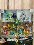 Toy Story Pixar 25th Anniversary Of Birth Limited Edition Goods Sold Out Online