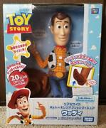 Scrapped Products Rare Real Size My Talking Action Figure Woody