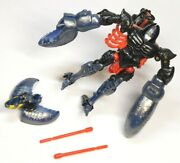 Transformers Beast Wars Scorponok Mega Class Complete With All Missiles
