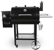 Pit Boss Pb820xl Premium Gauge Stainless Steel Wood Pellet Grill And Smoker New