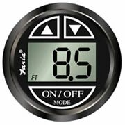 Faria 12850 Depth Sounder With Transom Mounted Transducer-euro