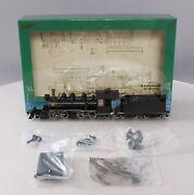 Bachmann 29004 On30 Painted And Unlettered 2-4-4-2 Wood Cab W/dcc Ln/box