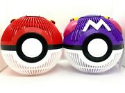 Pokemon Monster Ball And Master Ball Insect Cage Set Of 2 Takara Tomy Japan