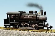 Usa Trains R20060 G Cands Dockside 0-6-0t Steam Locomotive With Sound 7