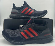 Adidas Ultra Boost 1.0 Retro Dna Louisville Cardinals Black Red Fy5801 Mens Size