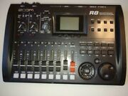 Zoom R8 Multi-track Recorder Body Only / No Ac Adapter