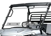Spike Full Vented Front Windshield For Kawasaki Kaf 700 Mule Pro-mx 2019 77-8850
