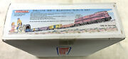 Williams Deluxe Gg-1 Electric Girls Train Set Gg-lt500 Mib/new From Estate Find