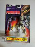1996 Kenner Renegade Predator With Battle Gun And Hunting Spear