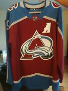 Nathan Mackinnon - Colorado Avalanche Authentic Jersey, New With Tag