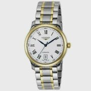Longines Master Collection L26285117 18k Gold With Stainless Steel