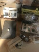 Plasticville O Scale Buildings Lot Of 9