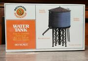 Ho Scale Bachmann Plasticville Water Tank, 45153 Sealed