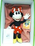 Disney R.john Wright Dolls Inc. Minnie Mouse Collection No.40/100