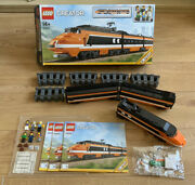 Lego 10233 Horizon Express Train 100 Complete With Box And Instructions