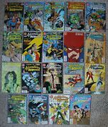 Adventures In The Dc Universe 1997-1998 Jla Animated Cartoons Low Print 1-19