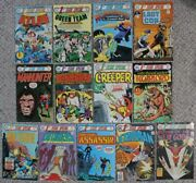 1st First Issue Special 1975-1976 Dc Comics 1-13 Warlord Dr Fate Starman