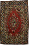 Over-sized Antique Classic Floral 11x17 Hand Knotted Rug Palace Oriental Carpet