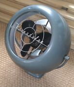 Vintage 1950's Vornado Fan Model 12 D1 All 3 Speeds Run Great And Cools Quick