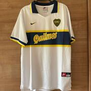 Boca Juniors Nike Player Issue Soccer Shirts Jersey Vintage Argentina Football