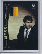 2013 Official Messi Card Collection Limited Icons Lionel Messi Gwjr55 Jersey