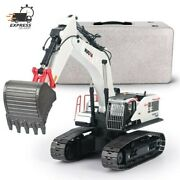114 Scale 22ch Huina 1594 Rc Excavator Construction Vehicle Latest Model
