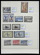 Lot 34035 Stamp Collection French Antarctics 1955-1992.