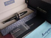 Montegrappa Beauty Book Lady Fountain Pen Limited To 200 B Bold