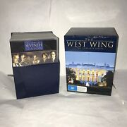 The West Wing The Complete Series Box Set Season 1-7