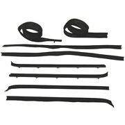 1973-1980 Chevrolet And Gmc Full Size Pickups And Suburban Run Channel Beltline Kit