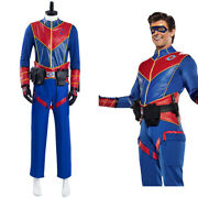 Henry Danger-captain Man Cosplay Costume Outfits Halloween Carnival Suit