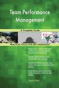 Team Performance Management A Complete Guide By Gerardus Blokdyk English Paper
