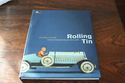 Rolling Tin Toy Book German Toy Cars And Motorcycles From 1920 To 1935